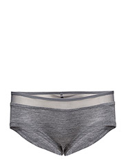 Juliana - Pants - GREY MELANGE