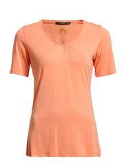 Chicago - T-shirt - Dark peach