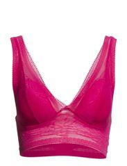 Nanna - Bra soft w/padding - Pink