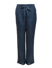 Lux - Pants - Navy w/