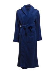 Teddy - Robe - Navy