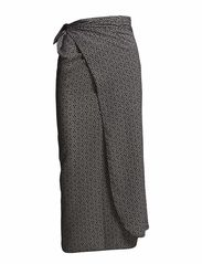 Kos - Sarong long - Black w/