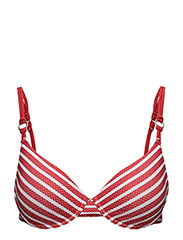 Bahama - Top moulded - RED W/