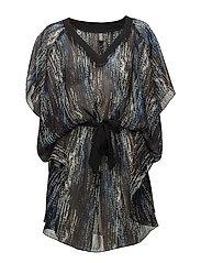 Bora - Dress - BLACK W/