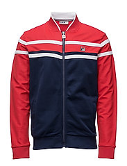 NASO - PEACOAT-RED-WHITE