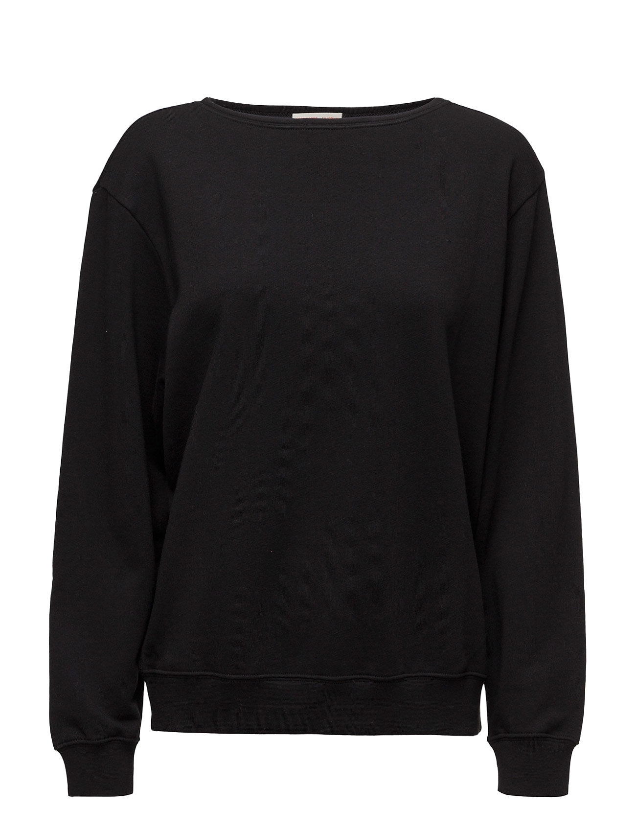 Boatneck Sweatshirt Filippa K  til Damer i Sort
