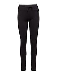 Yoga Leggings - BLACK