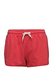 Felpa Shorts - SCARLET