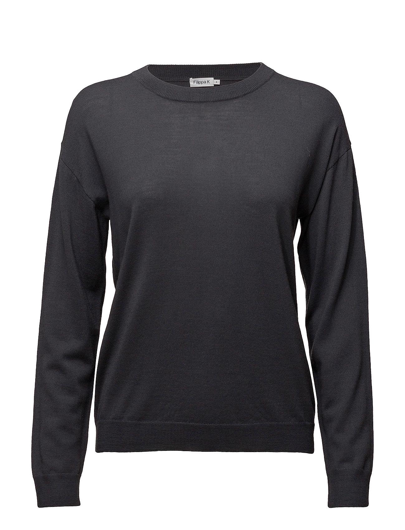 Merino R-Neck Pullover Filippa K Sweatshirts til Damer i