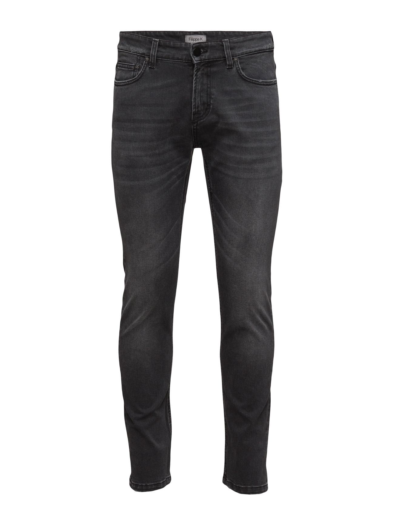 M. Stan Black Wash Jeans Filippa K Skinny til Herrer i