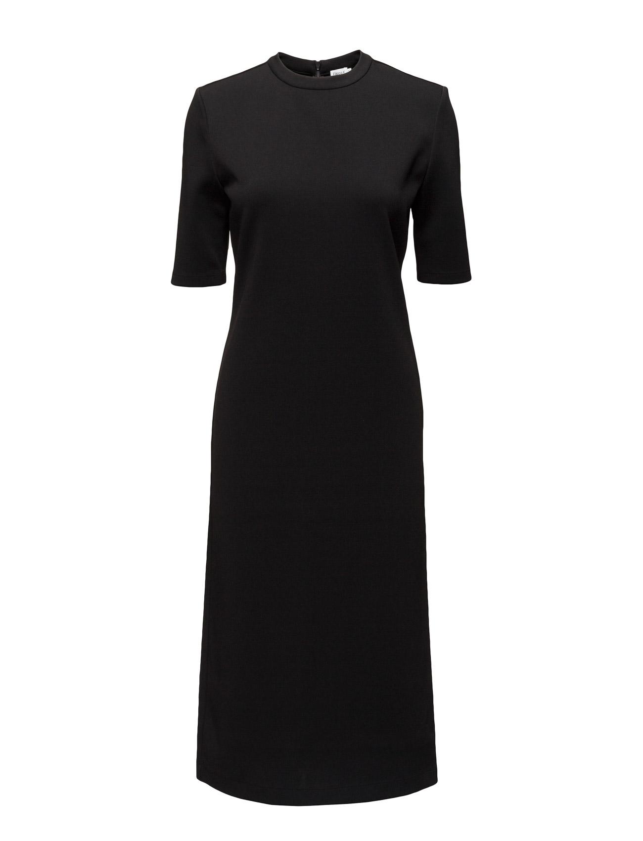 Fitted Mid-Sleeve Dress Filippa K Knæ-længde & midi