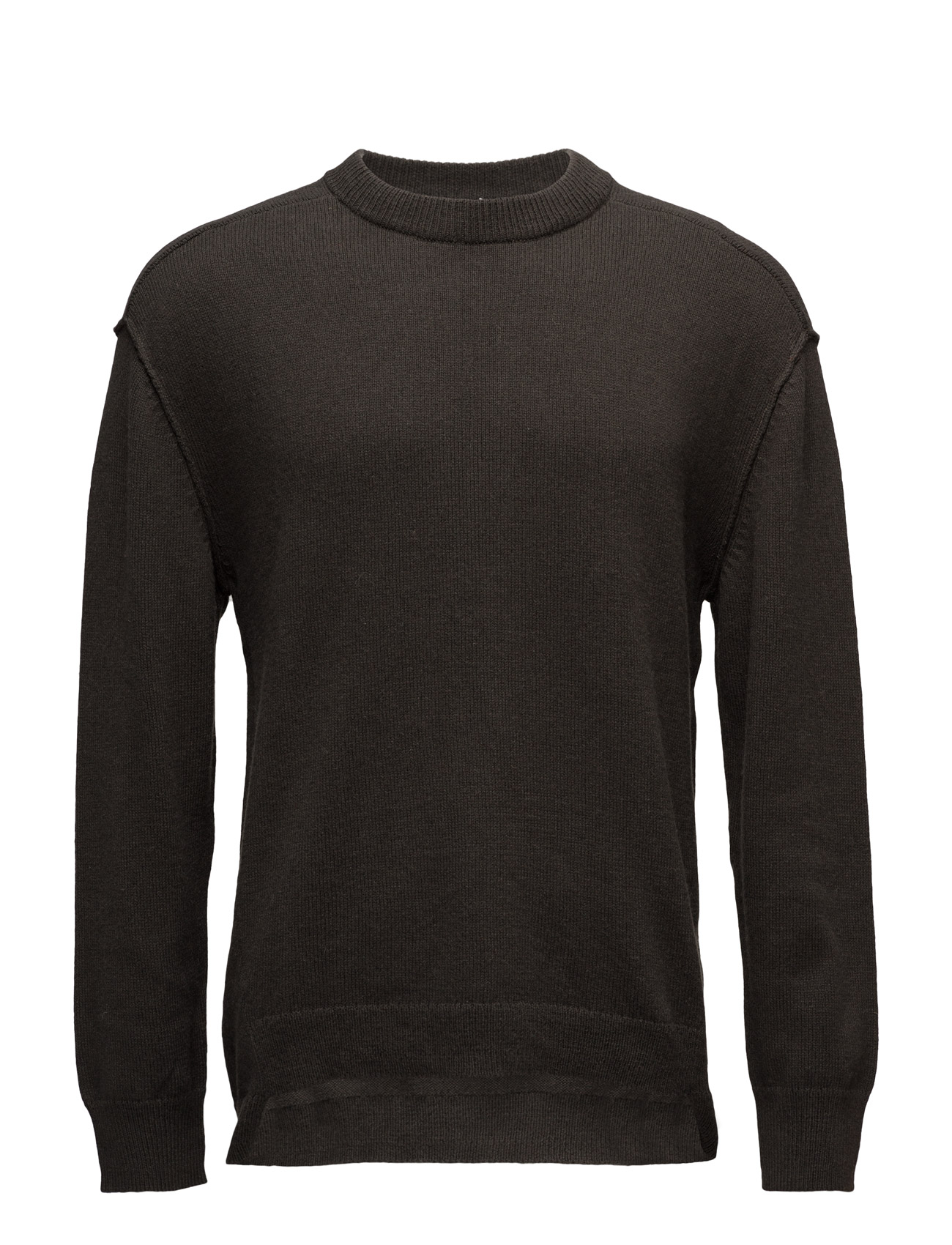 M. Organic Cotton/Yak Sweater Filippa K Rundhalsede til Herrer i