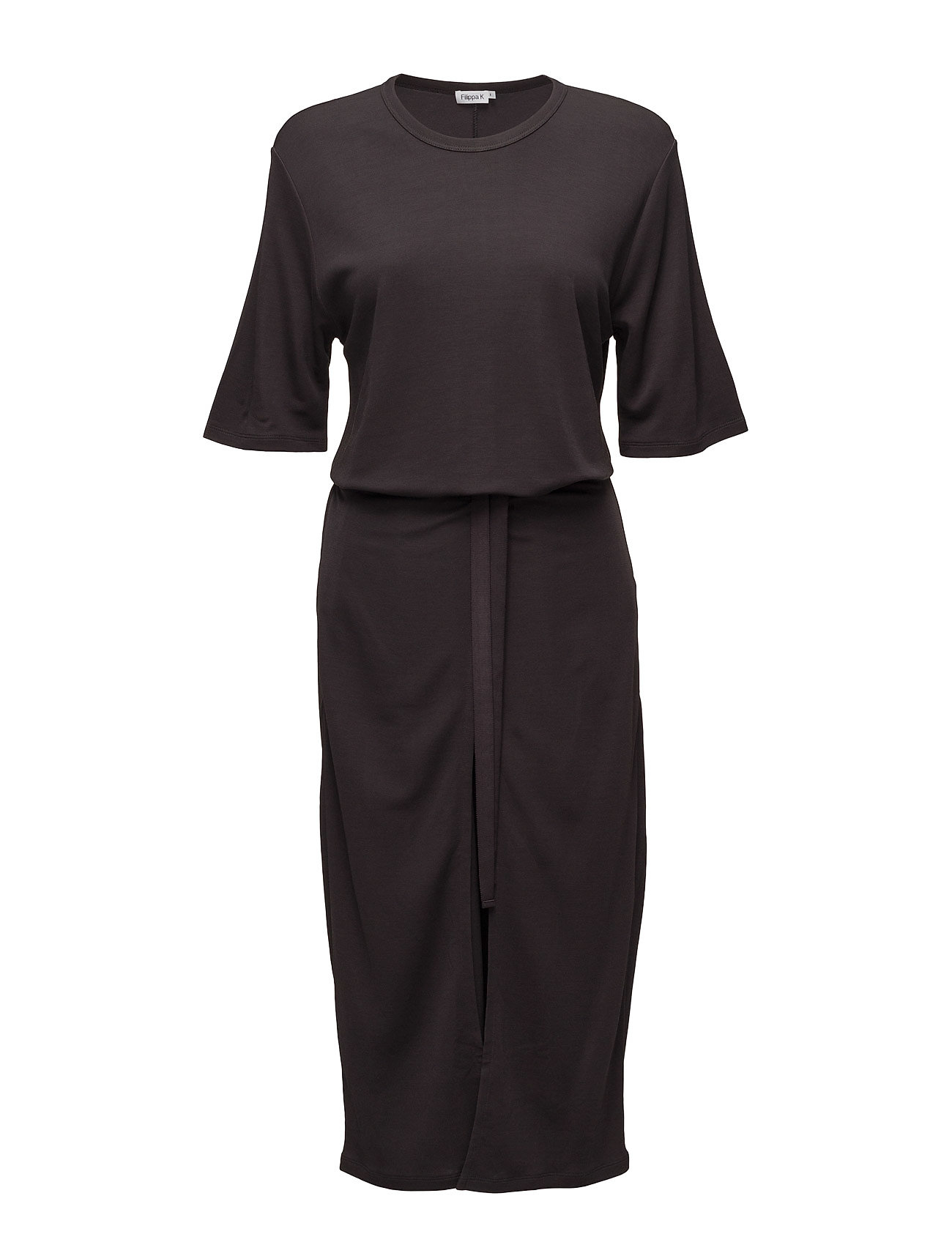 Filippa K Double Wrap Jersey Dress