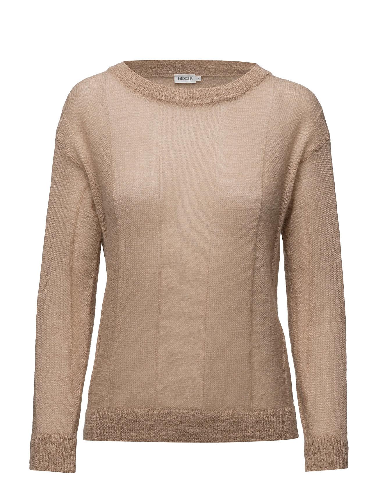 Delicate Mohair Pullover Filippa K Sweatshirts til Damer i