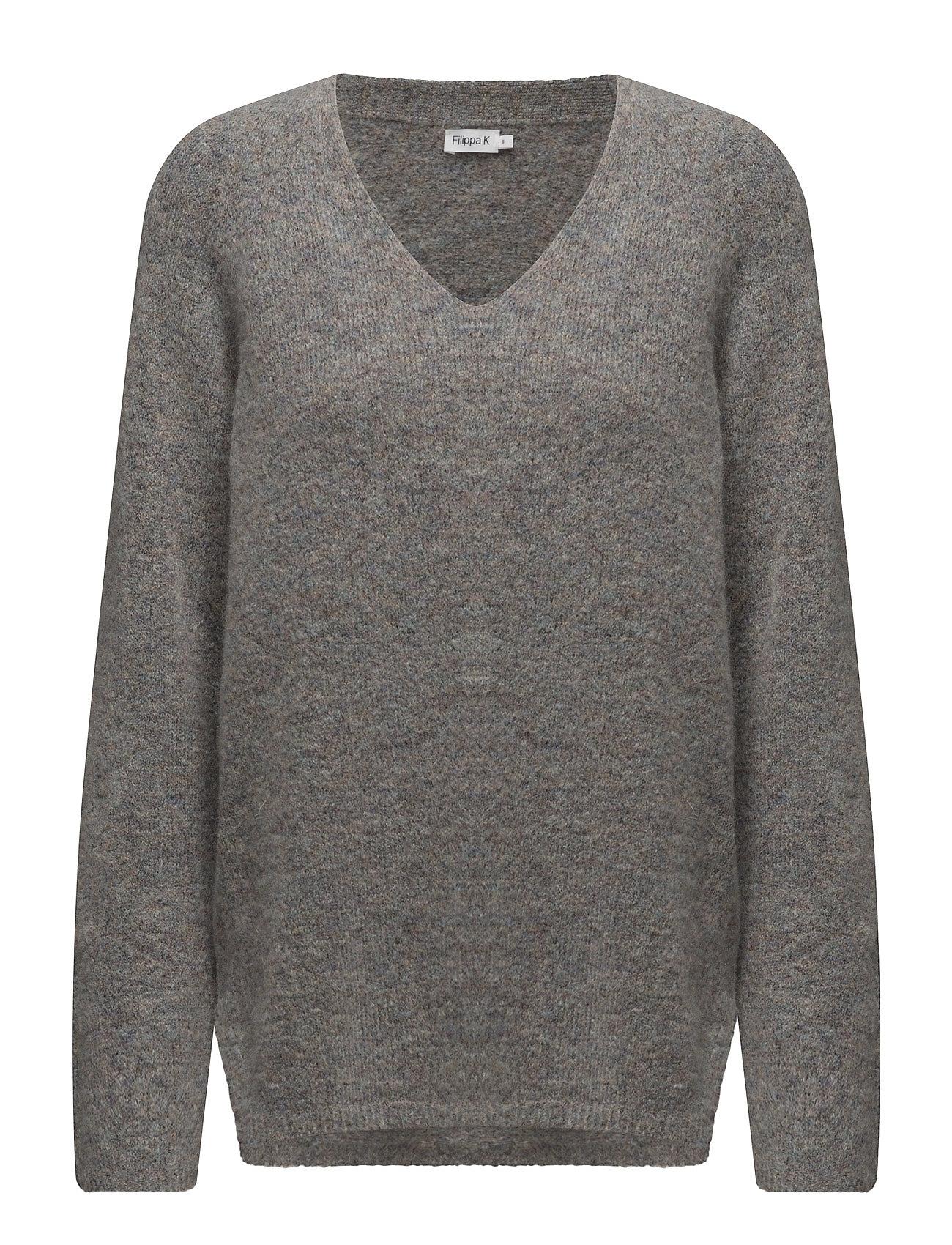 Filippa K Multi V-Neck Pullover