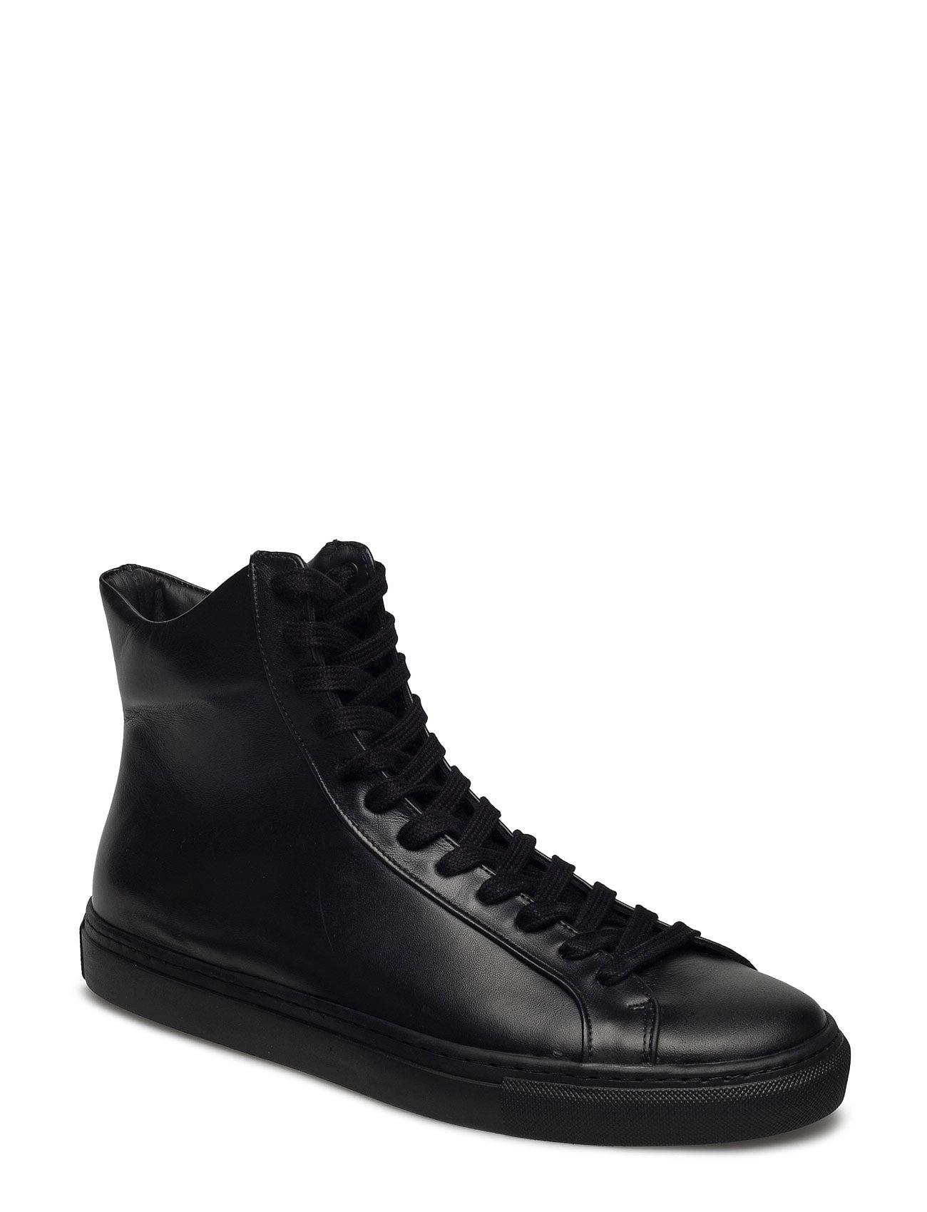 M. Morgan High Filippa K Sneakers til Herrer i Sort