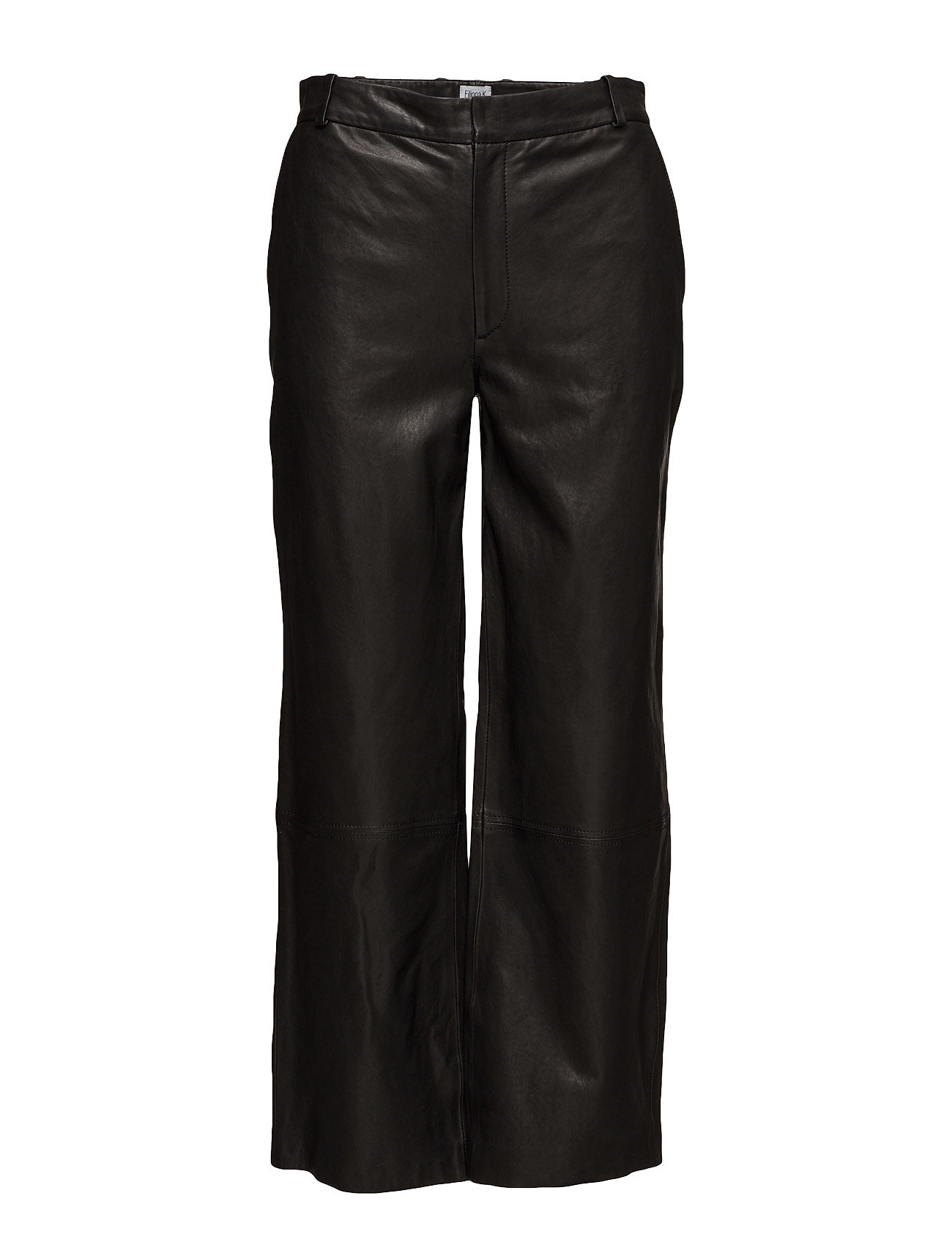 Cropped Leather Pant thumbnail