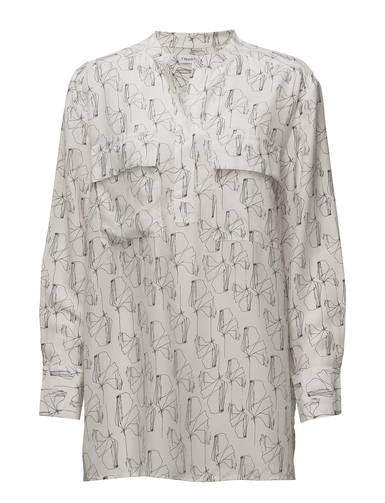 Printed Shirt Tunic thumbnail