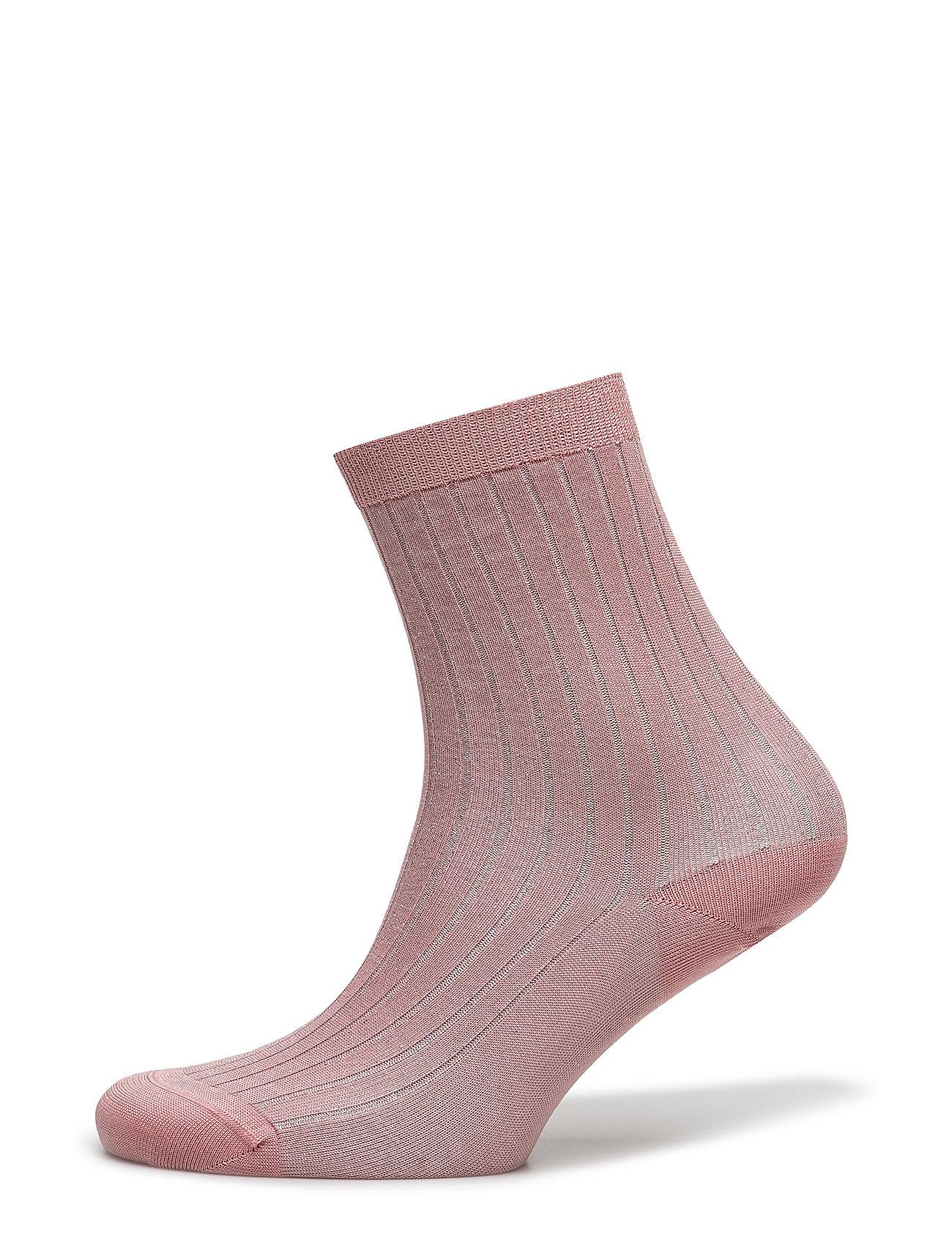 Filippa K Lurex Rib Sock