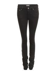Gracie Twill Jeans - Black