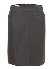 Jenny Cool Wool Skirt - Black