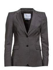 Eve Cool Wool Jacket - Grey Mel.