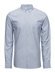 M. Paul Oxford Shirt - LIGHT BLUE