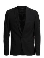 M. Christian Cool Wool Jacket - Dk. Navy