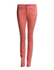 Gracie Twill Jeans - Confetti
