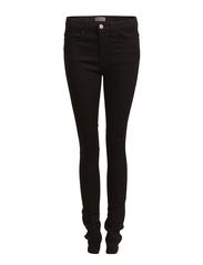 Lola Super Stretch Jeans - BLACK
