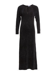 Sparkling Evening Dress - Black