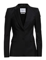 Eve Cool Wool Jacket - DK. NAVY