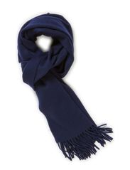 Cashmere Blend Scarf - Space