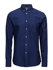 M. Paul Oxford Shirt - SHORE/DEEP