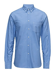 M. Paul Oxford Shirt - SKY/LIGHT