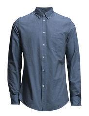 M. Paul Oxford Shirt - Octane