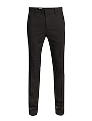 M. Liam Cool Wool Slacks - BLACK