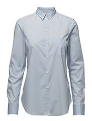 Classic Stretch Shirt - LT. BLUE