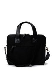 M. Michael Computer Bag - Black
