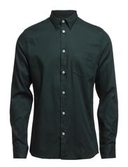 M. Paul Open Weave Shirt - Spruce