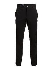 M. Liam Gabardine Pants - Black