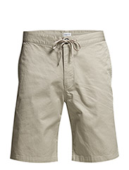 M. Samuel Cotton Shorts - Sandy