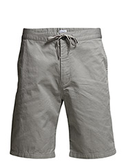 M. Samuel Cotton Shorts - Stone