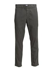 M. Terry Tencel Pants - Dk. Grey