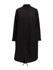 Dina City Coat - Black