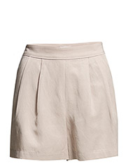 Fay Tencel Linen Shorts - Angel