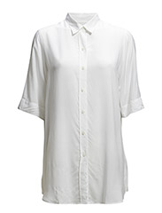 Viscose Shirt - White
