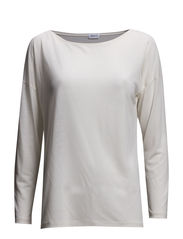 Tencel Boatneck Top - Cream