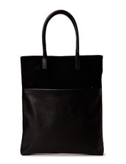 Anya Shopper - Black
