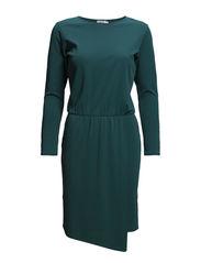 Assymetric Jersey Dress - Screen